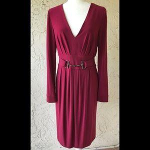 Beautiful Crimson Dress